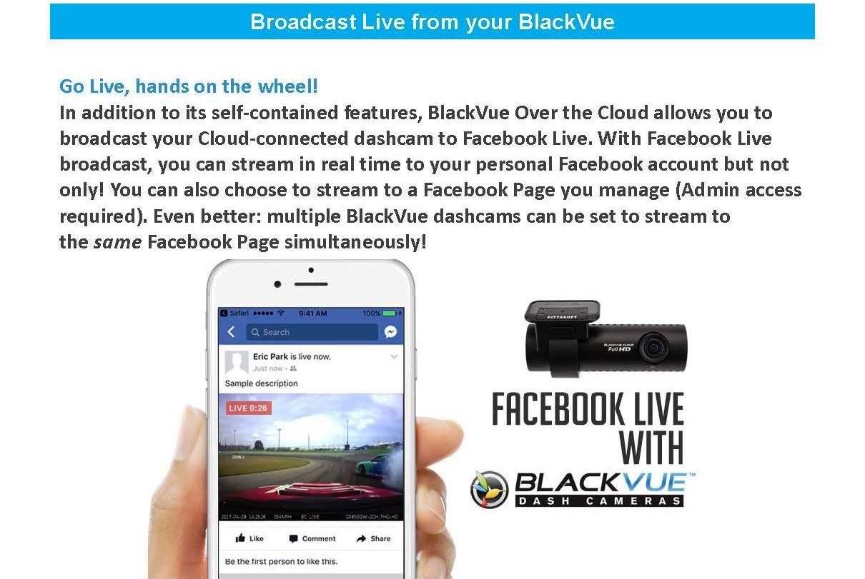 Blackvue R 100 Details